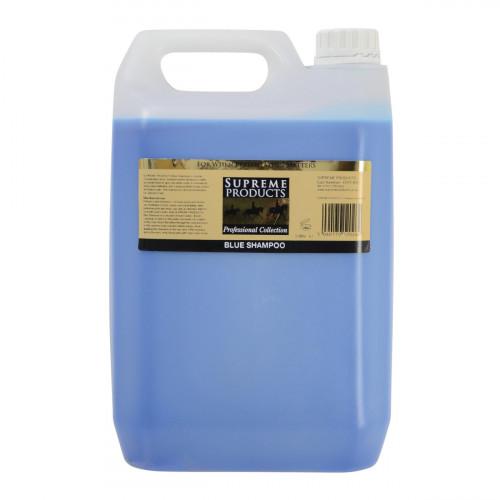 Supreme Products Blue Shampoo - 5 litre