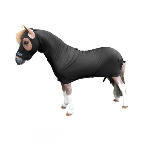 "Supreme Mini Body Wrap - Black - 3'3"""