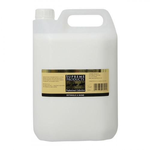 Supreme Products Detangle & Shine - 5 litre