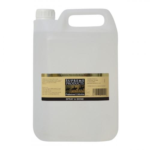 Supreme Products Spray & Shine - 5 Litre