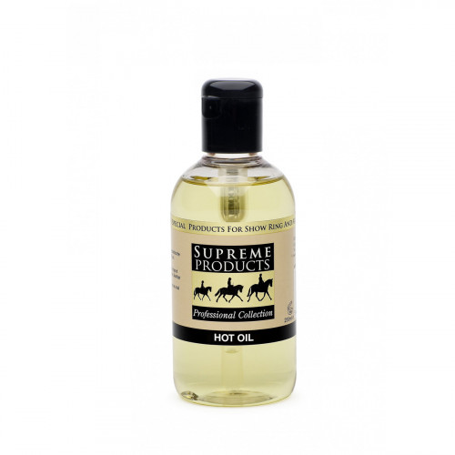 Supreme Products Hot Oil - 250ml