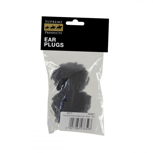Supreme Products Fleece Earplugs
