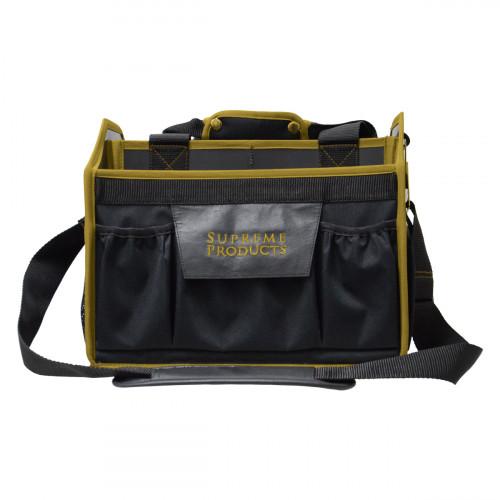 Supreme Products Pro Groom Accessories Bag - Black/Gold