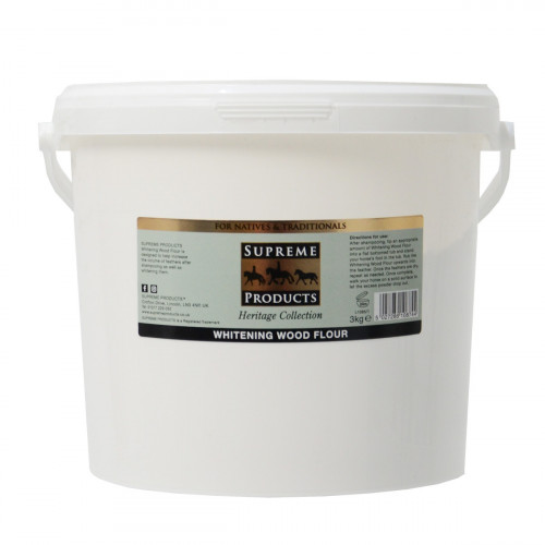 Supreme Products Heritage Collection Whitening Wood Flour
