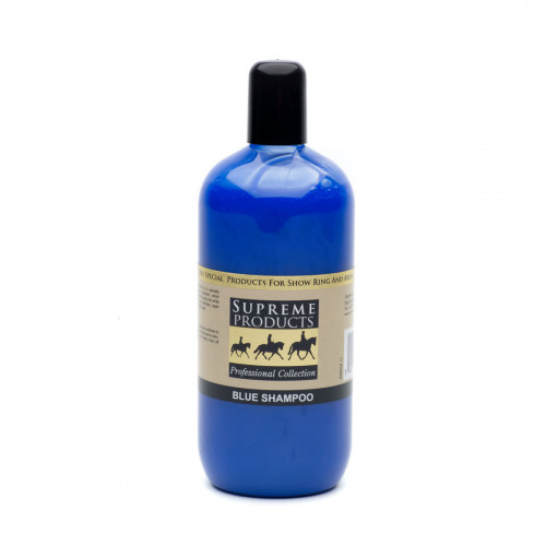 Supreme Products Blue Shampoo - 500ml