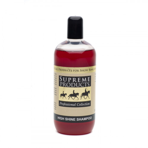 Supreme Products High Shine Shampoo