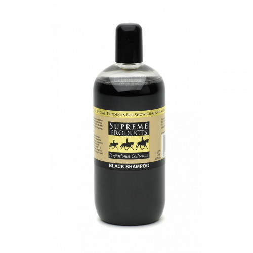 Supreme Products Black Shampoo - 500ml