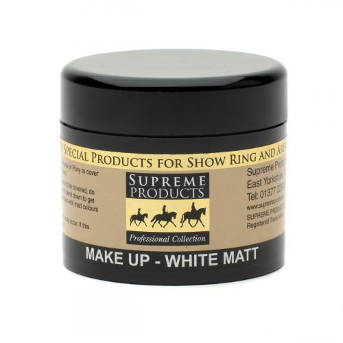 Supreme Products Make Up White Matt - 50ml