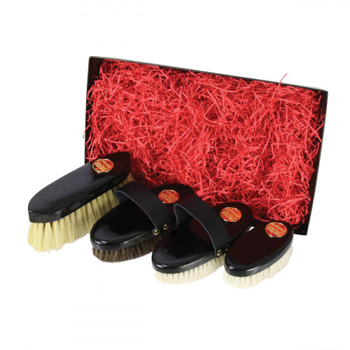 Supreme Products Complete Perfection Brush Gift Set - Black