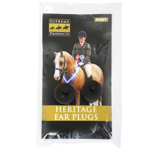Supreme Products Heritage Ear Plugs - Pony