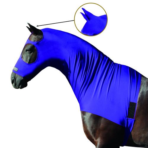 Horse hood ears customisation